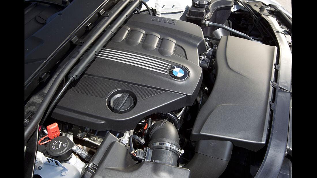 BMW 3er 320d Efficient Dynamics Edition Motor