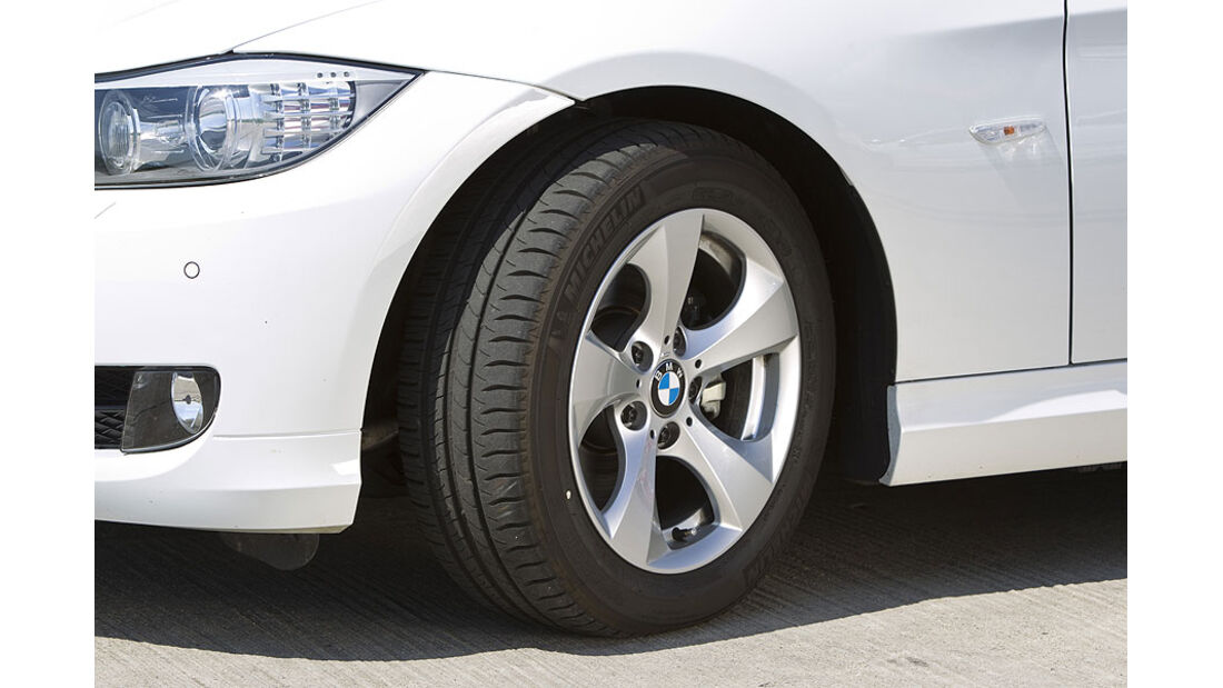 BMW 3er 320d Efficient Dynamics Edition Reifen