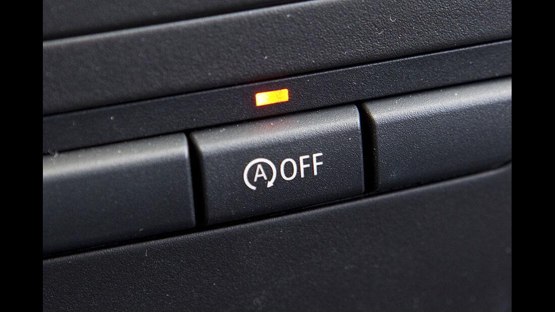 BMW 3er 320d Efficient Dynamics Edition Start-Stopp-System
