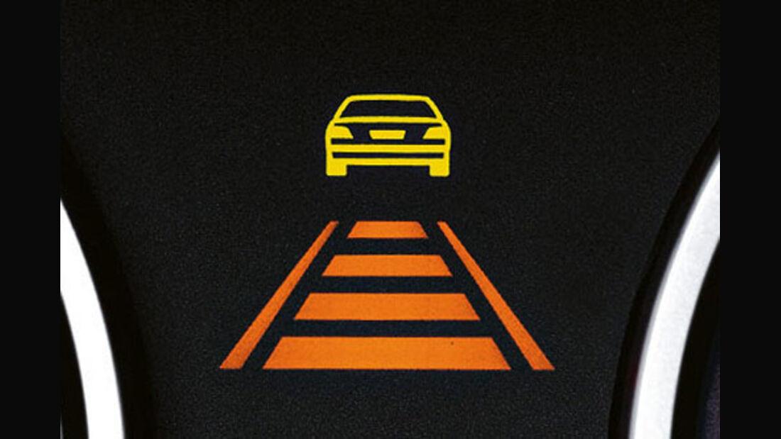 BMW 3er Abstandsregeltempomat