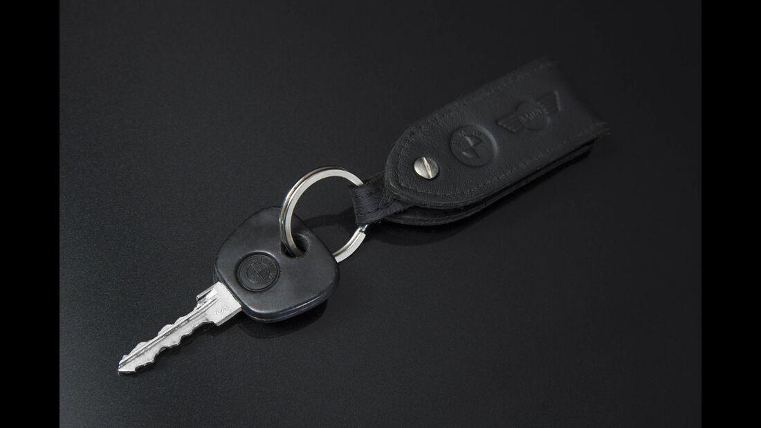 BMW 3er, Baureihe E30, Schlüssel