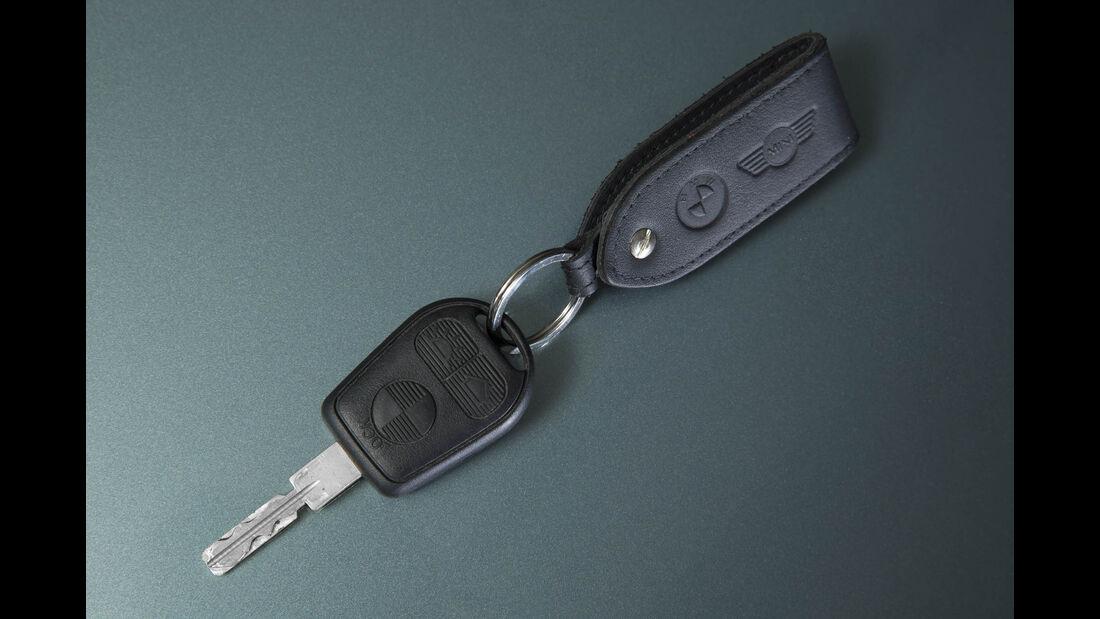 BMW 3er, Baureihe E36, Schlüssel