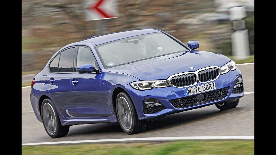 BMW 3er, Best Cars 2020, Kategorie D Mittelklasse