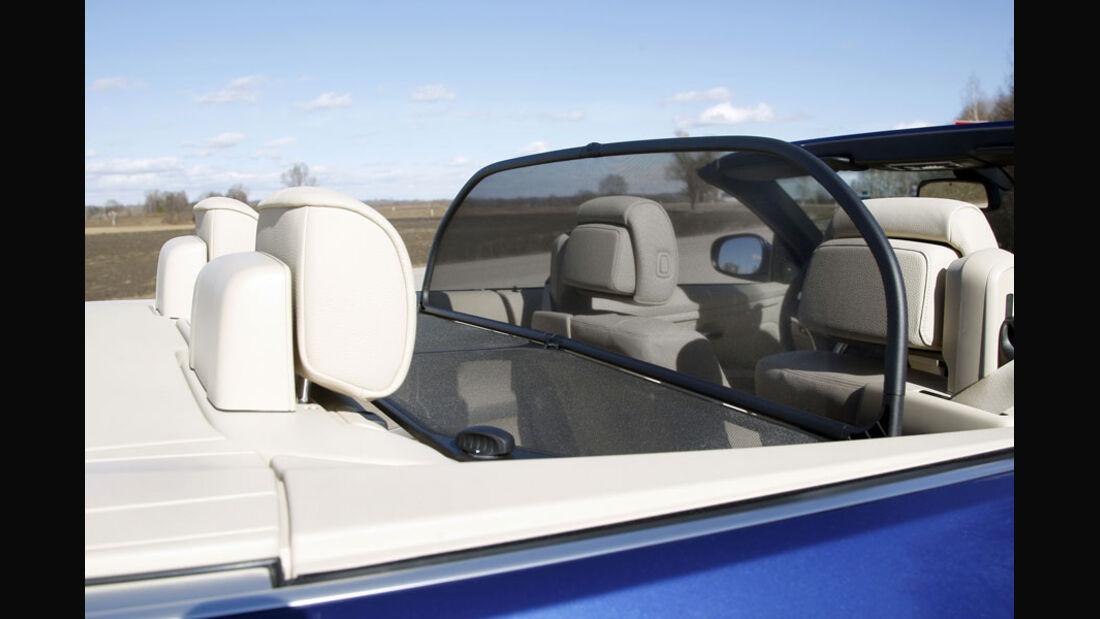 BMW 3er Cabrio Windschott
