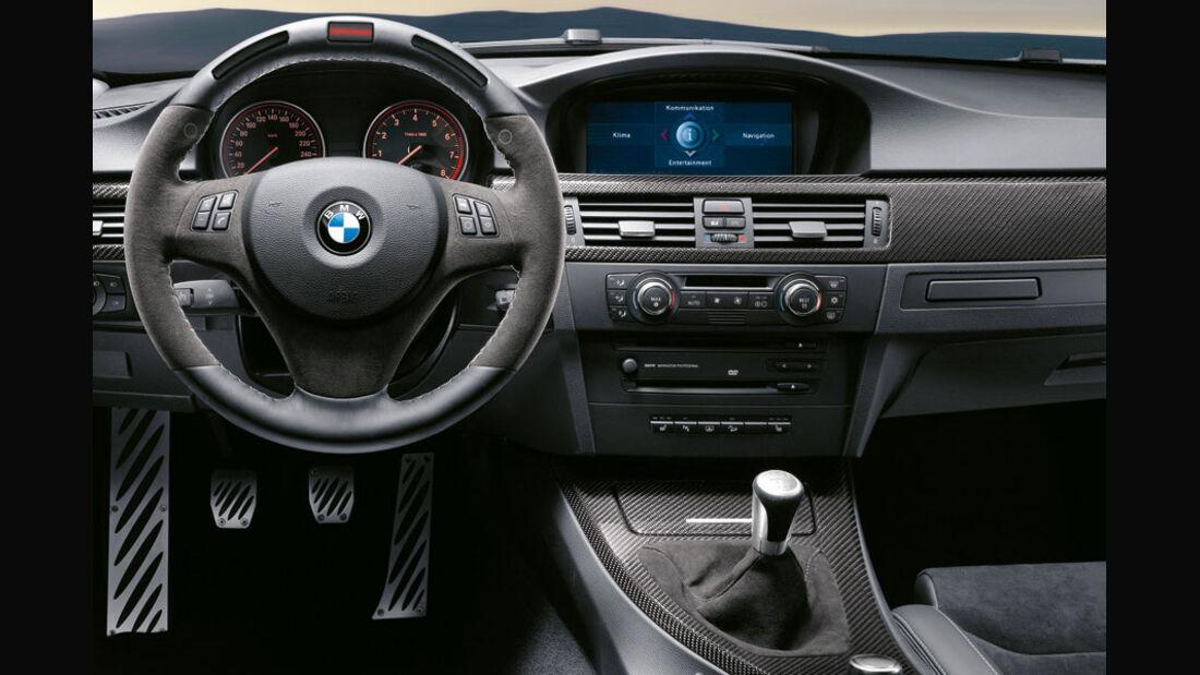 BMW 3er Cockpit Performance