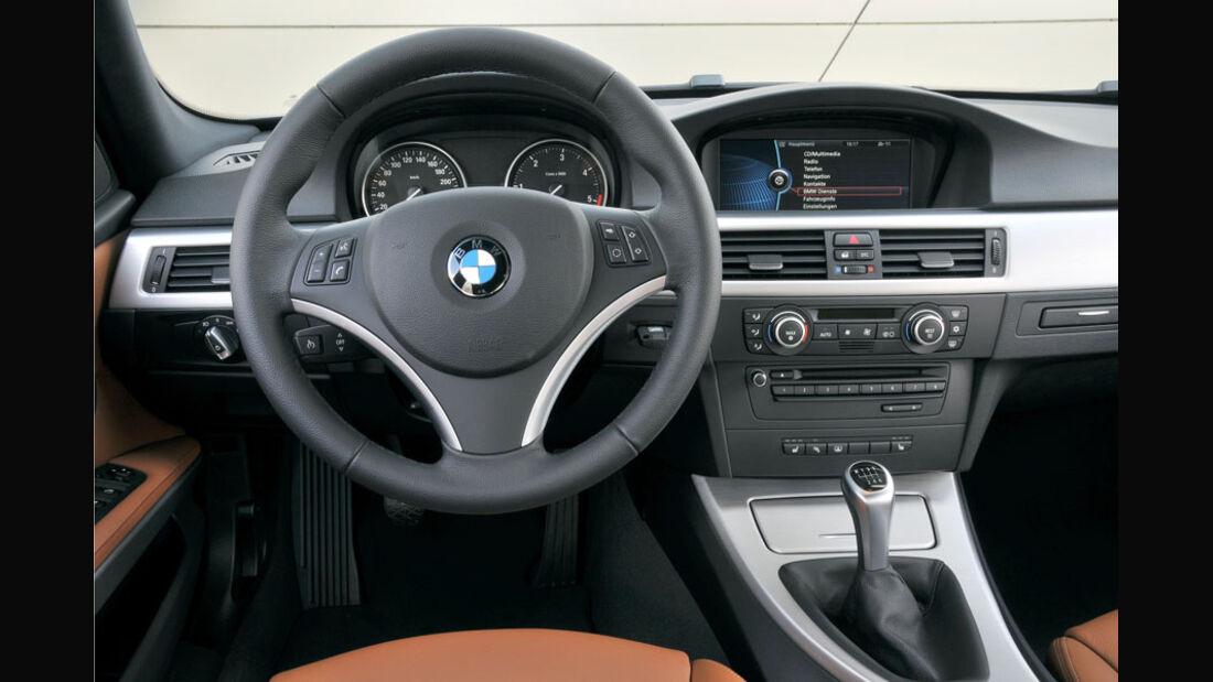 BMW 3er Cockpit