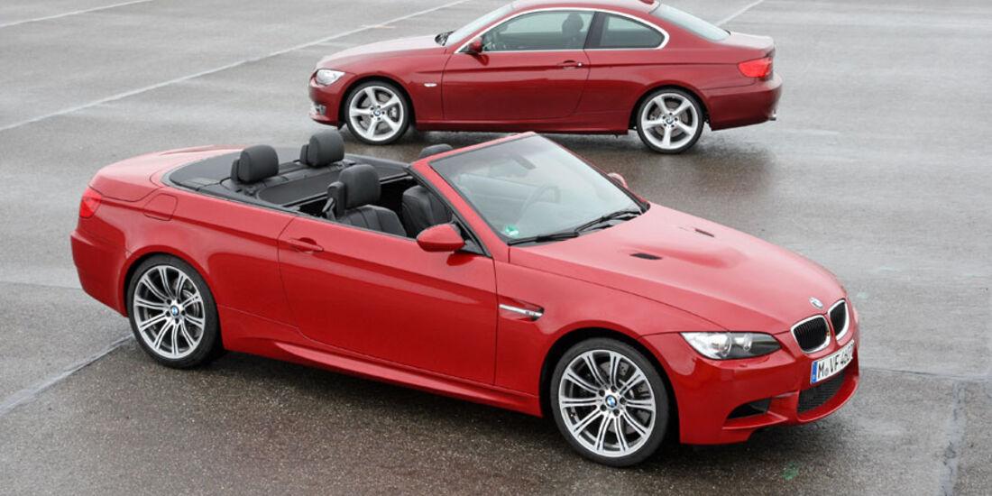BMW 3er Coupé und Cabrio