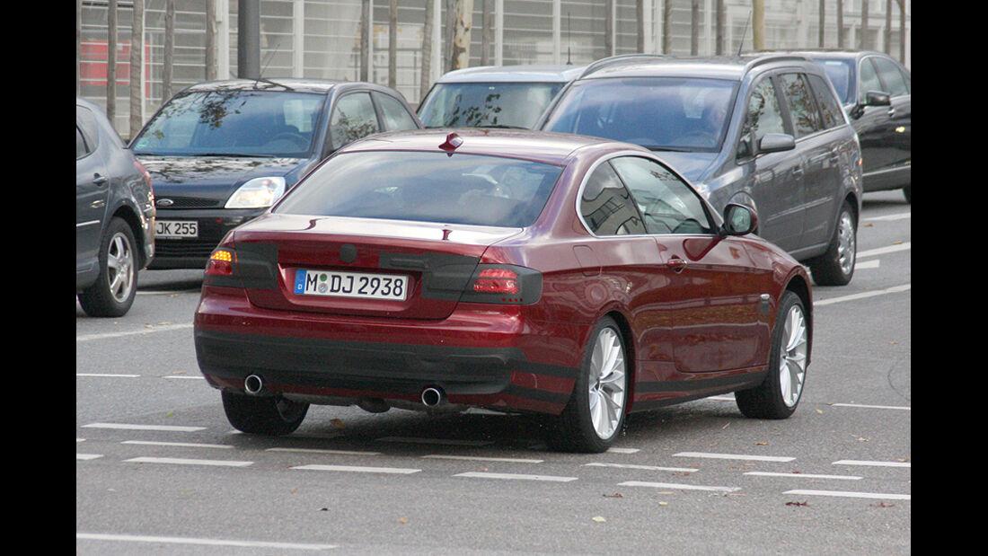 BMW 3er Coupe Facelift