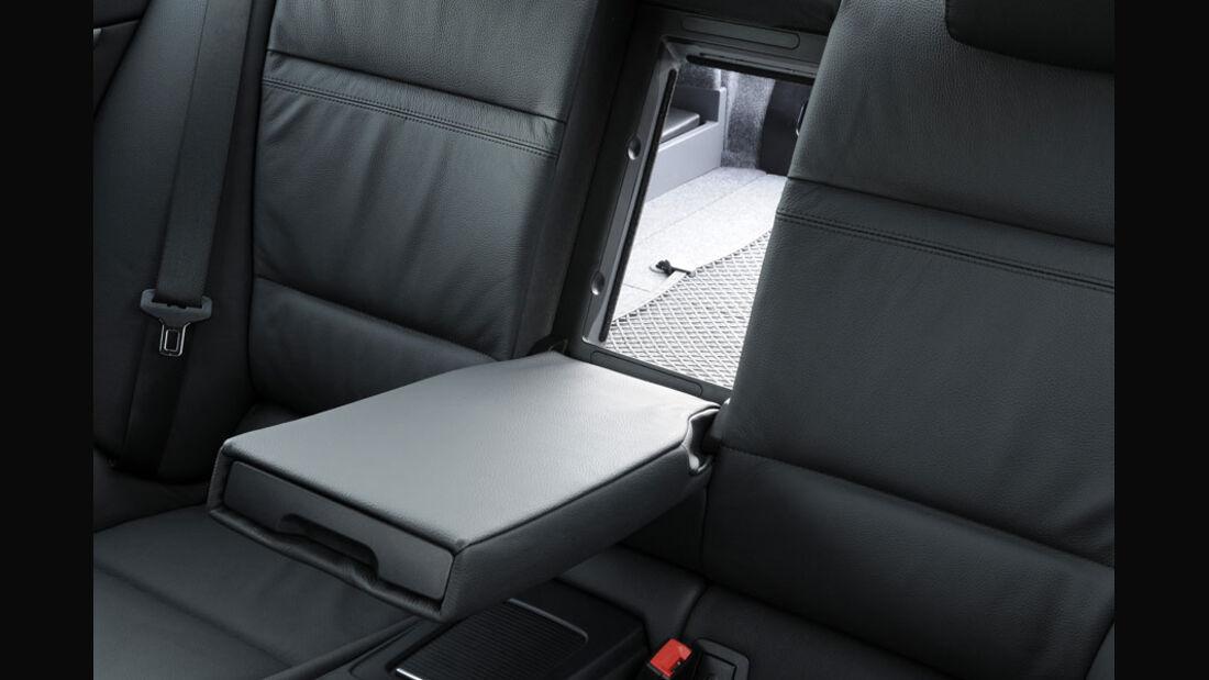 BMW 3er Durchladesystem