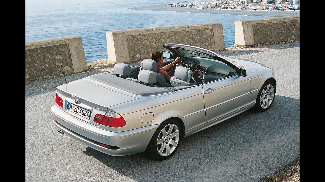 BMW 3er E46 Cabrio