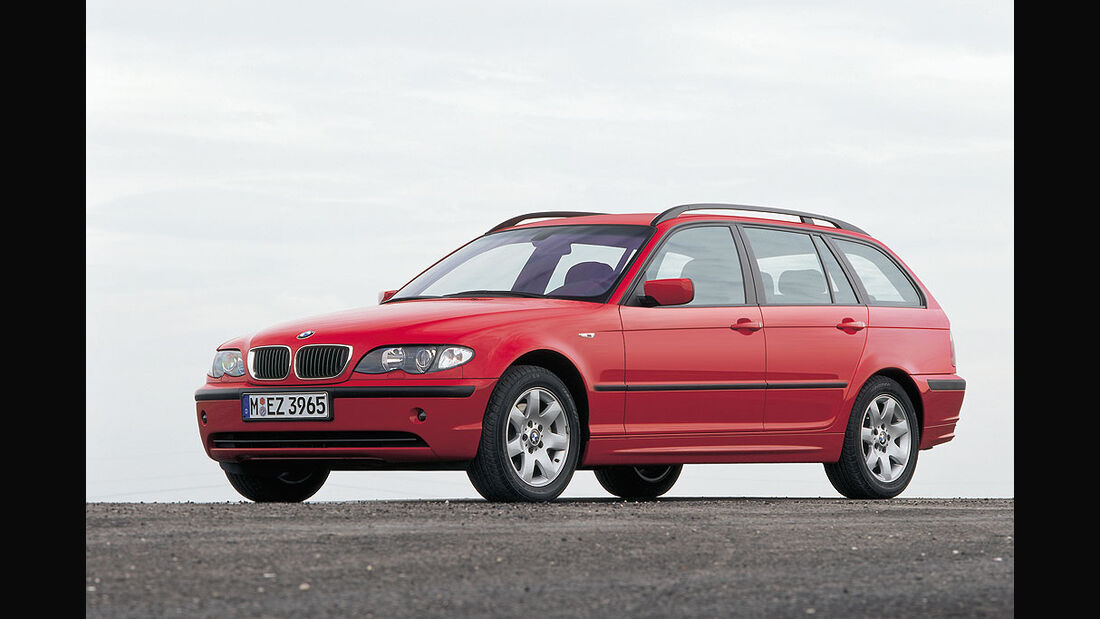 BMW 3er E46 Touring