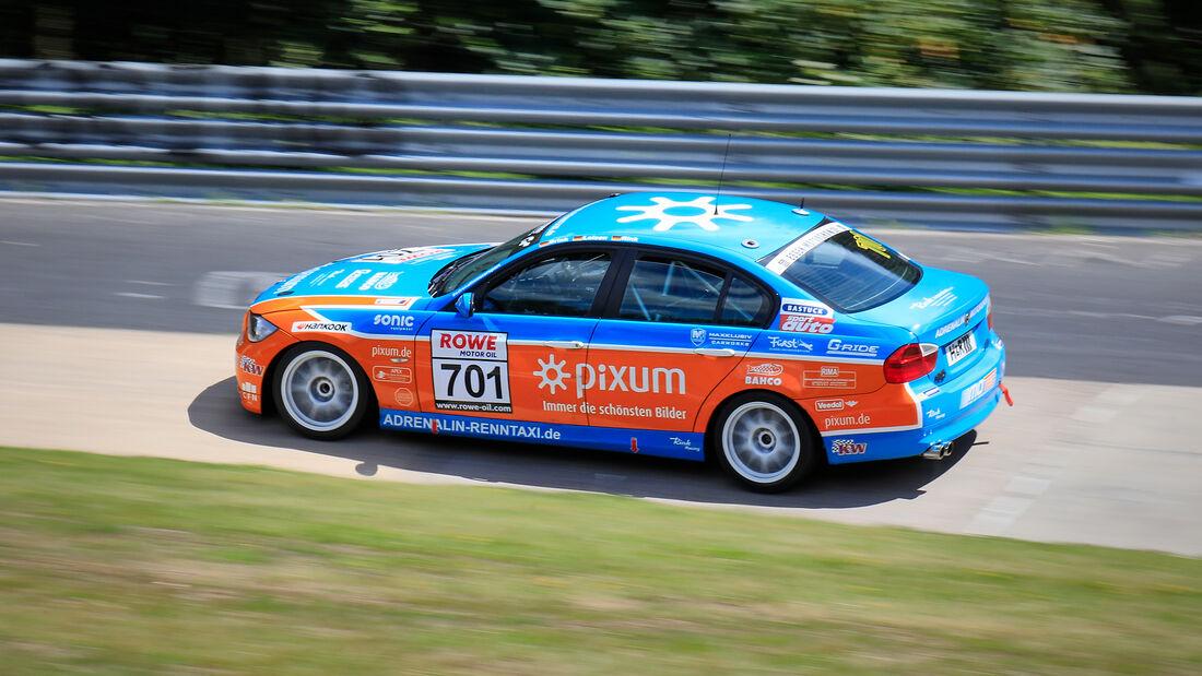 BMW 3er E90 - Startnummer #701 - Pixum CFN Team Adrenalin Motorsport - V4 - NLS 2020 - Langstreckenmeisterschaft - Nürburgring - Nordschleife
