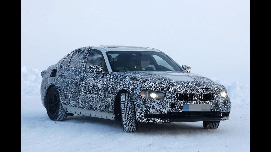 BMW 3er Erlkönig G20 2018