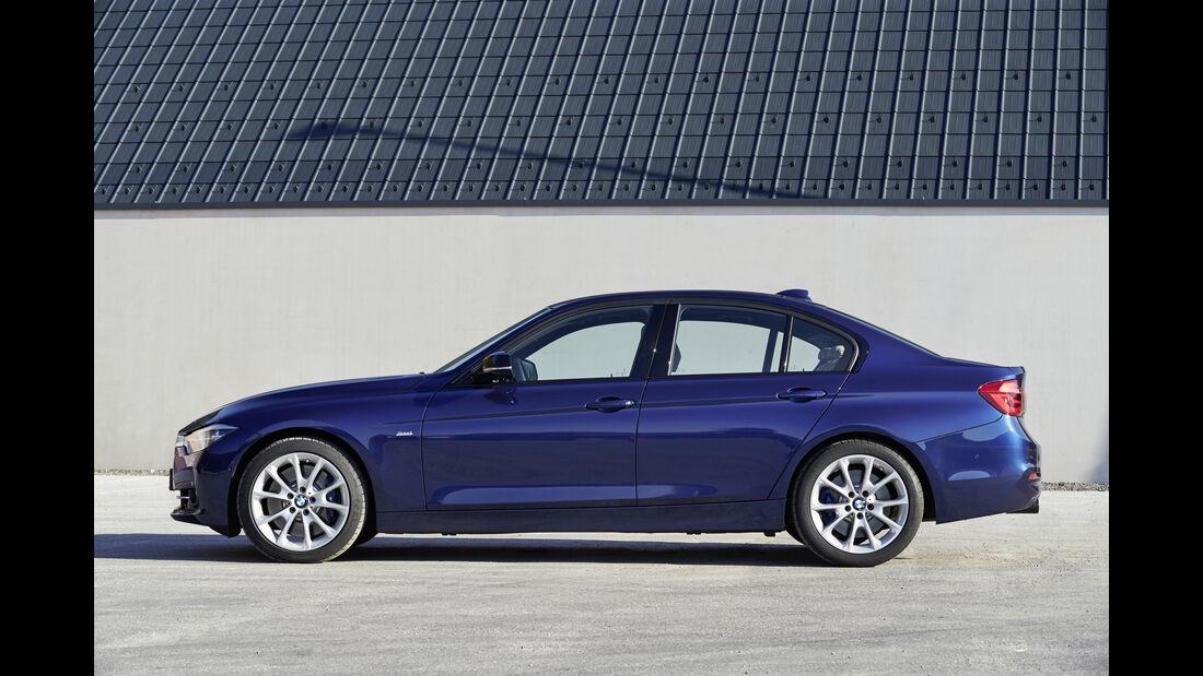 BMW 3er F30 Facelift