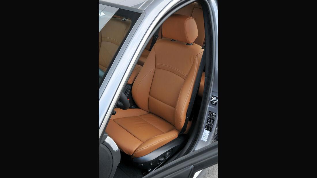 BMW 3er Fahrersitz