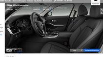 BMW 3er G20 (2018) Konfigurator