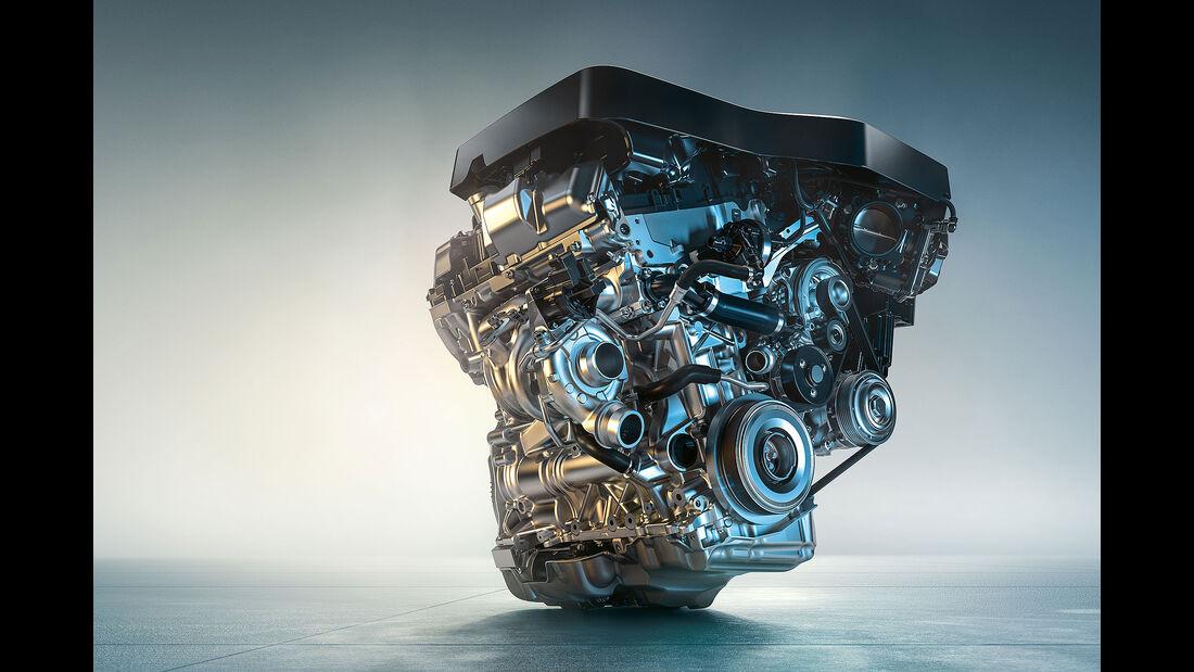 BMW 3er G20 (2019) Motor
