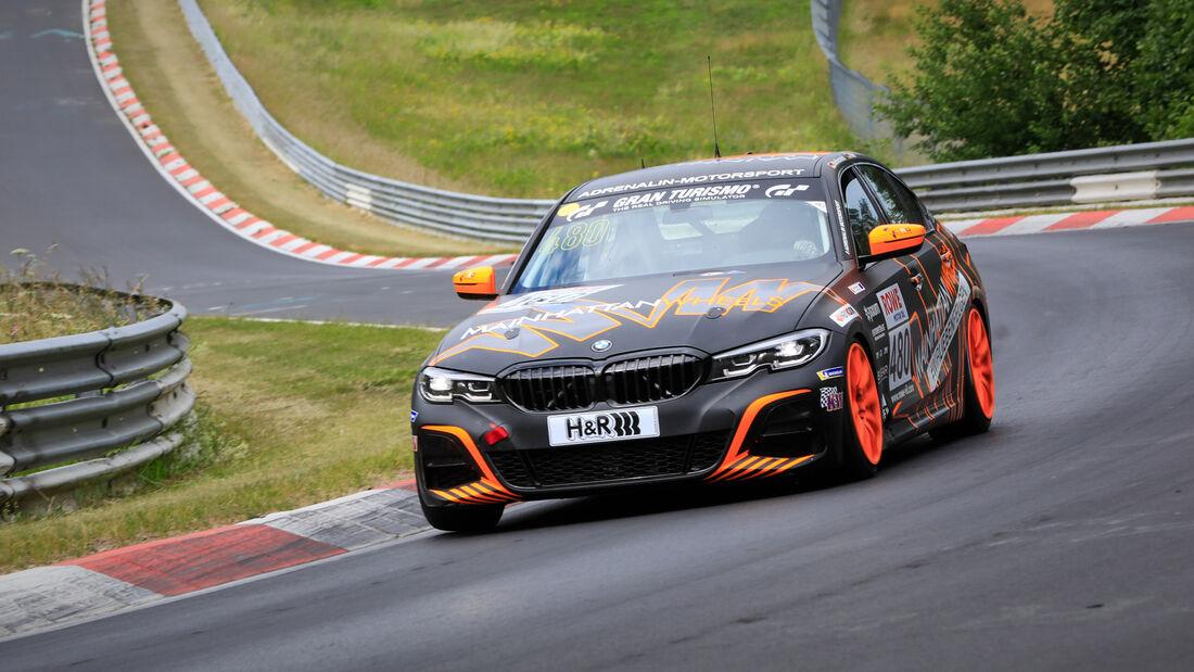 BMW 3er G20 - Startnummer #480 - Pixum CFN Team Adrenalin Motorsport - VT2 - NLS 2020 - Langstreckenmeisterschaft - Nürburgring - Nordschleife