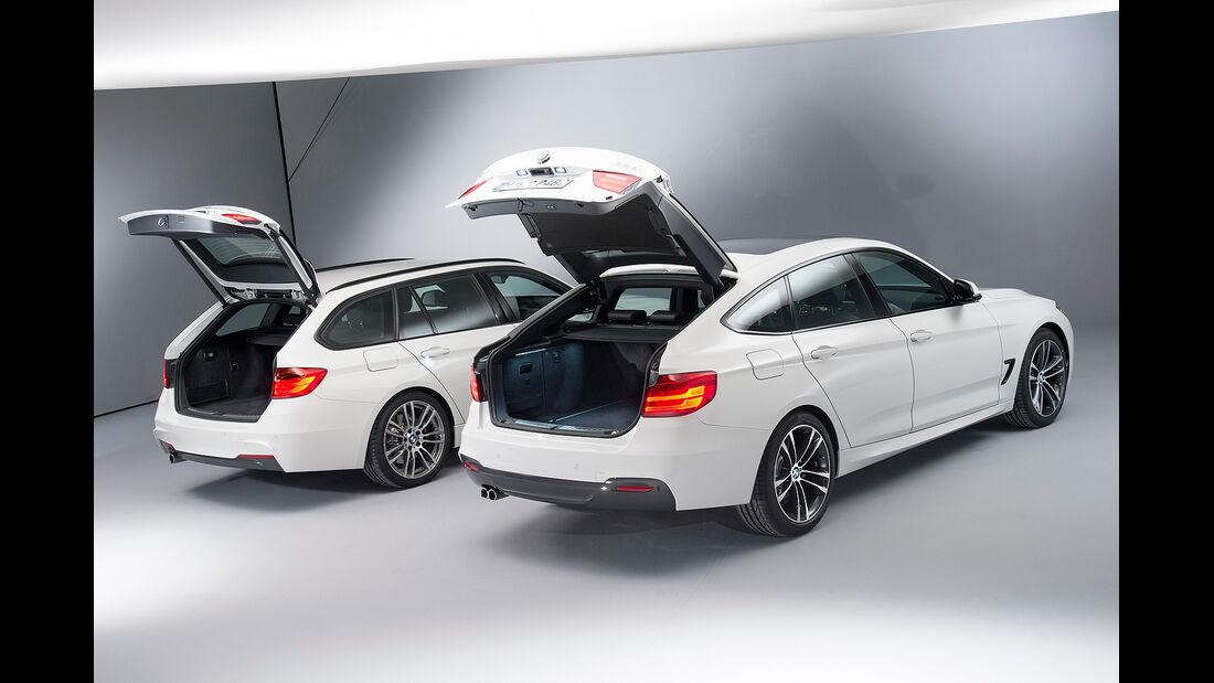 BMW 3er GT, BMW 3er Touring
