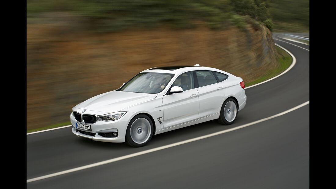BMW 3er Gran Turismo – Luxury Line