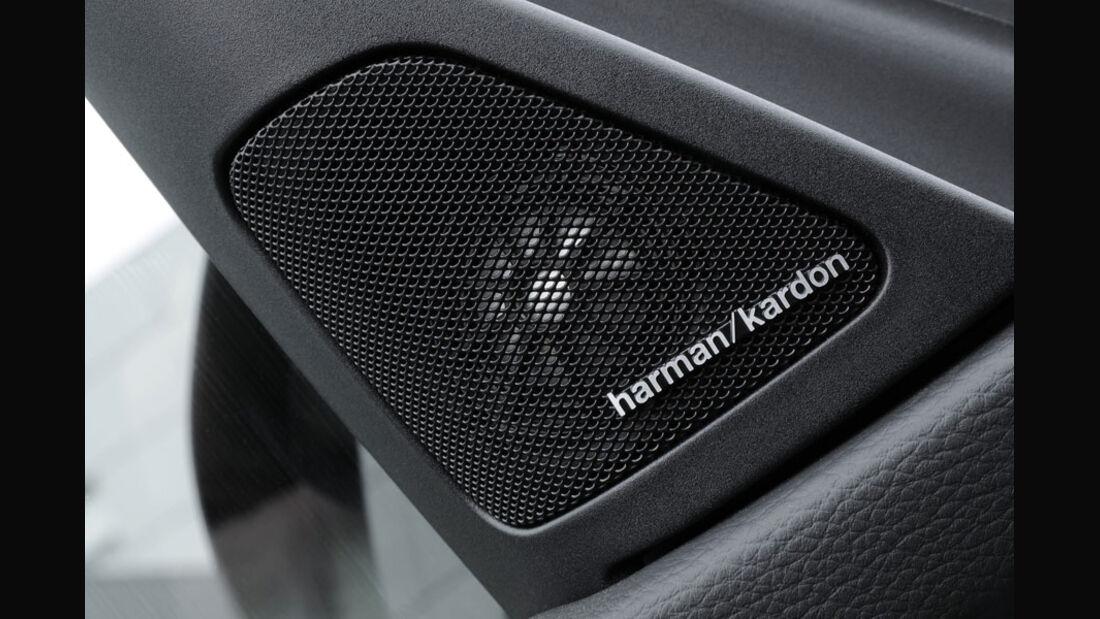 BMW 3er Harman-Kardon-Sound