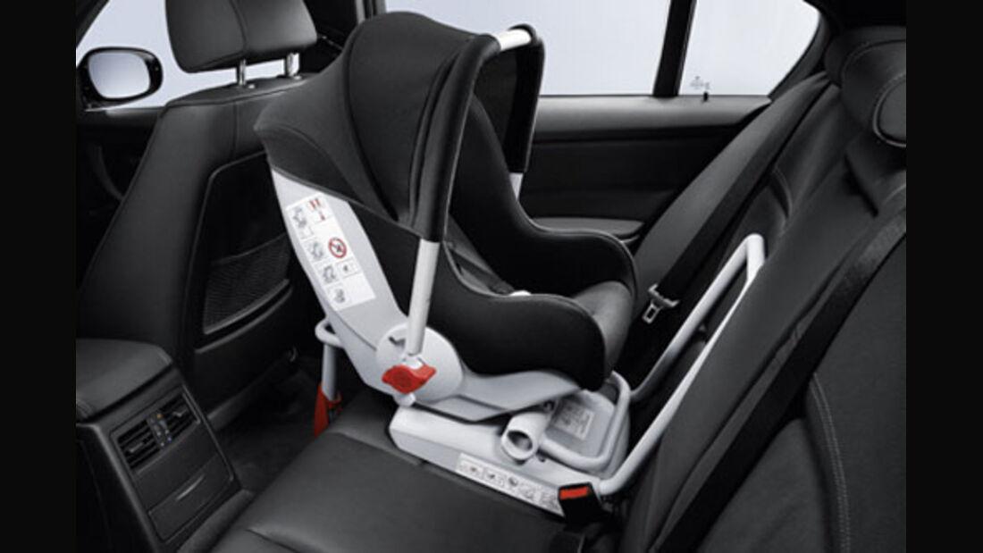 BMW 3er Kindersitz