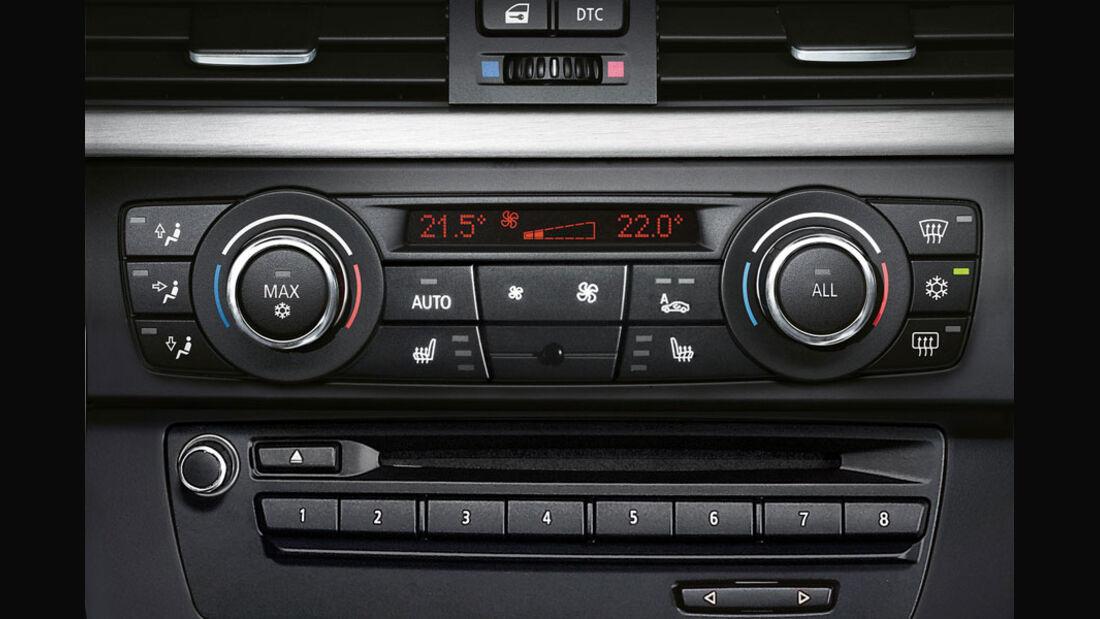 BMW 3er Klimaautomatik