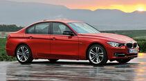 BMW 3er Limousine 2011