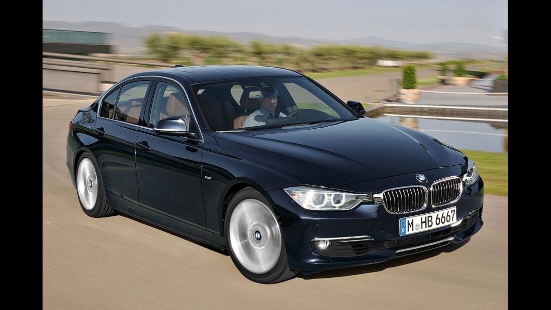 BMW 3er Limousine 2012