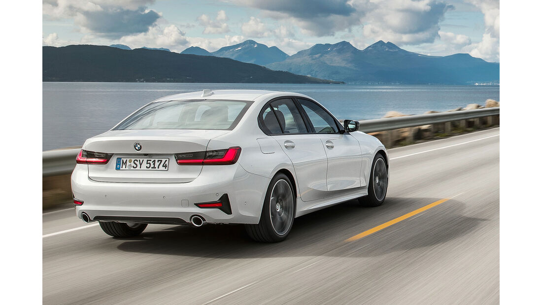 BMW 3er Limousine Sport Line G20 (2019)