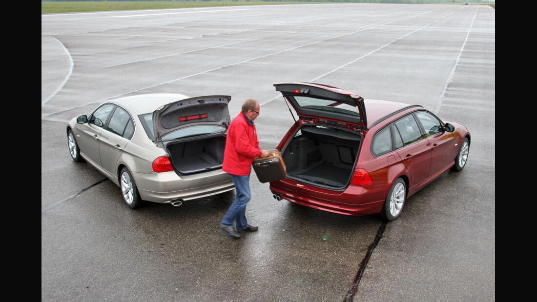 BMW 3er Limousine und Touring