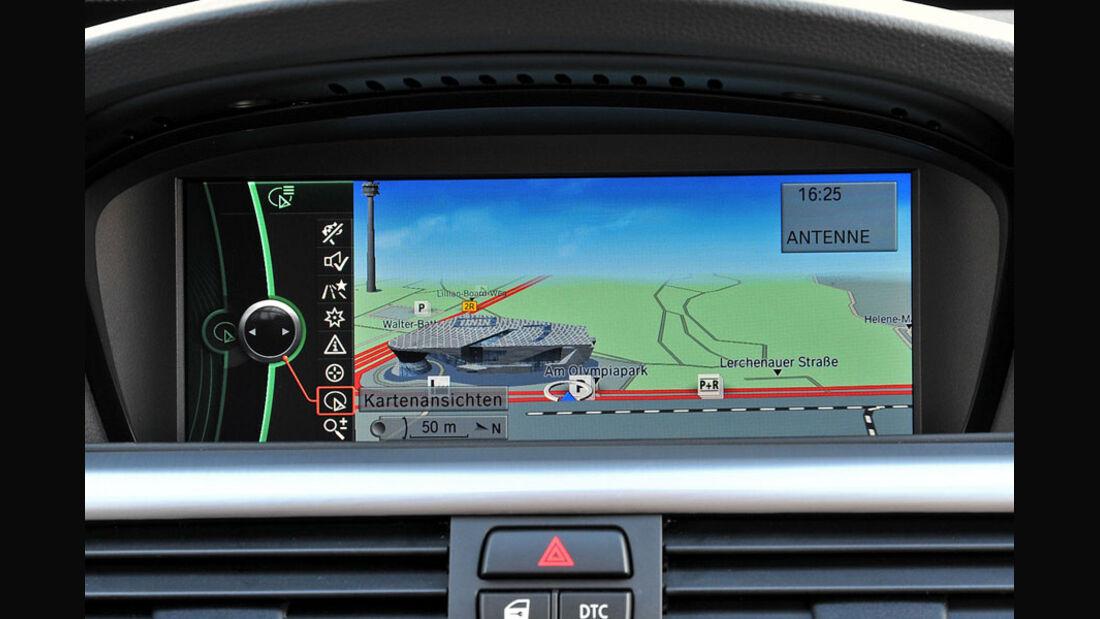 BMW 3er Navigationssystem