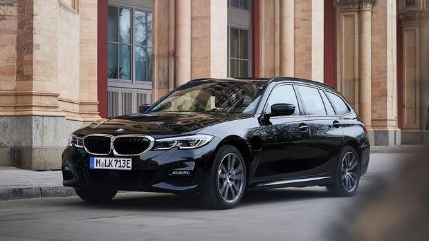 BMW 3er Plug-in-Hybrid