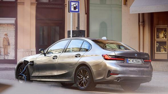 BMW 3er Plug-in-Hybrid Modellpflege Sommer 2019