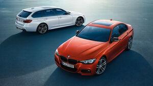 BMW 3er Shadow Sondermodelle