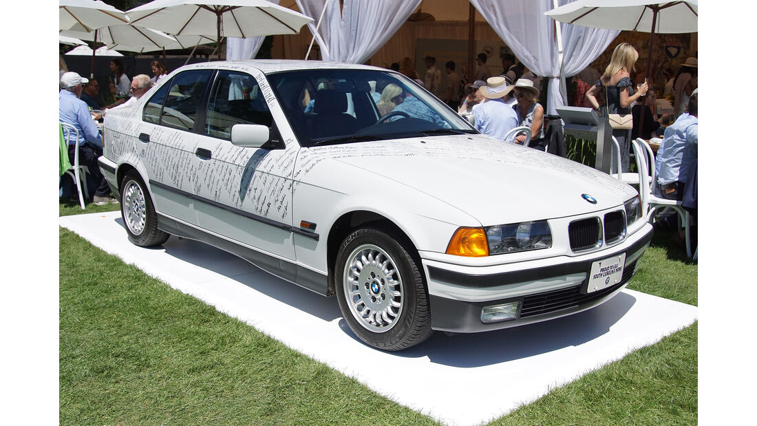 BMW 3er Signature Spartanburg