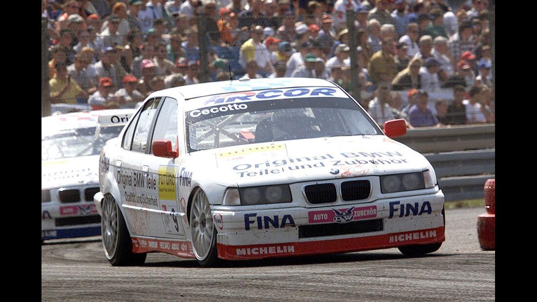 BMW 3er Tourenwagen Johnny Cecotto