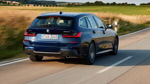 BMW 3er Touring, 330d x-Drive,