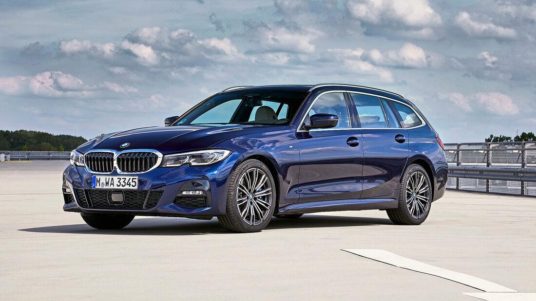BMW 3er Touring, Autonis 2020