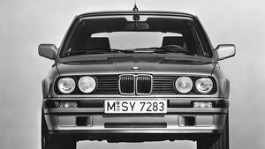 BMW 3er Touring - E30 - Frontansicht