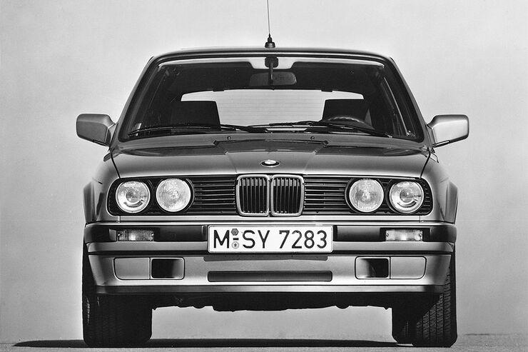 BMW 3er Touring - E30 - Frontansicht