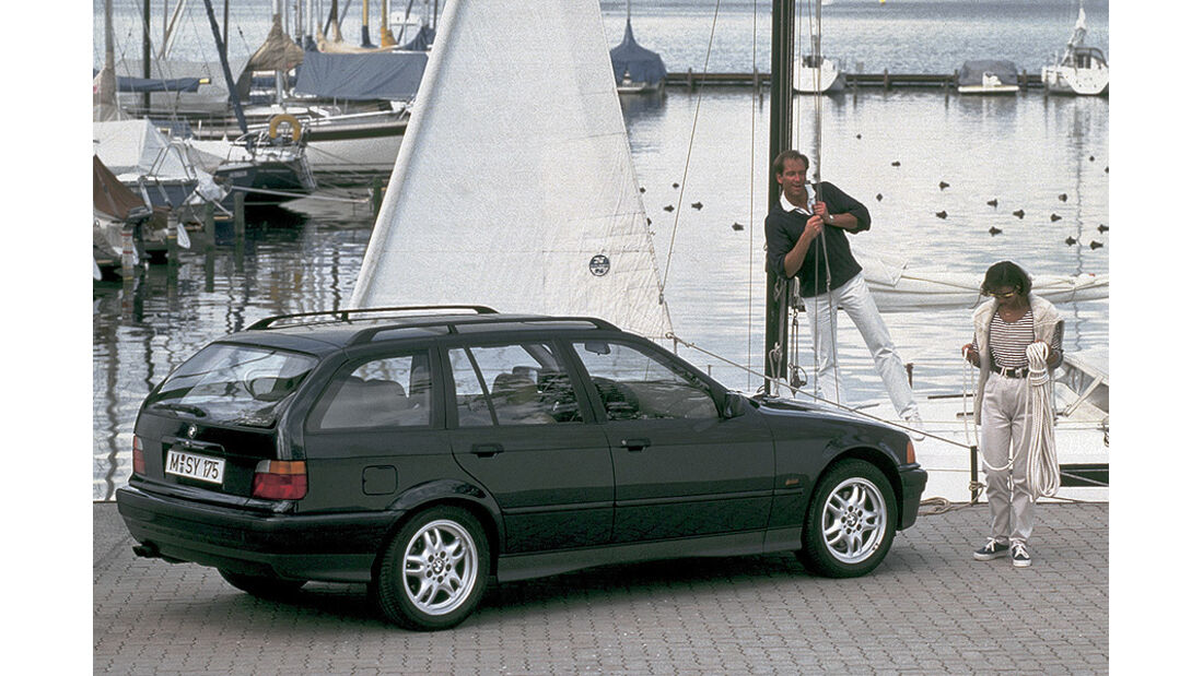 BMW 3er Touring, E36-