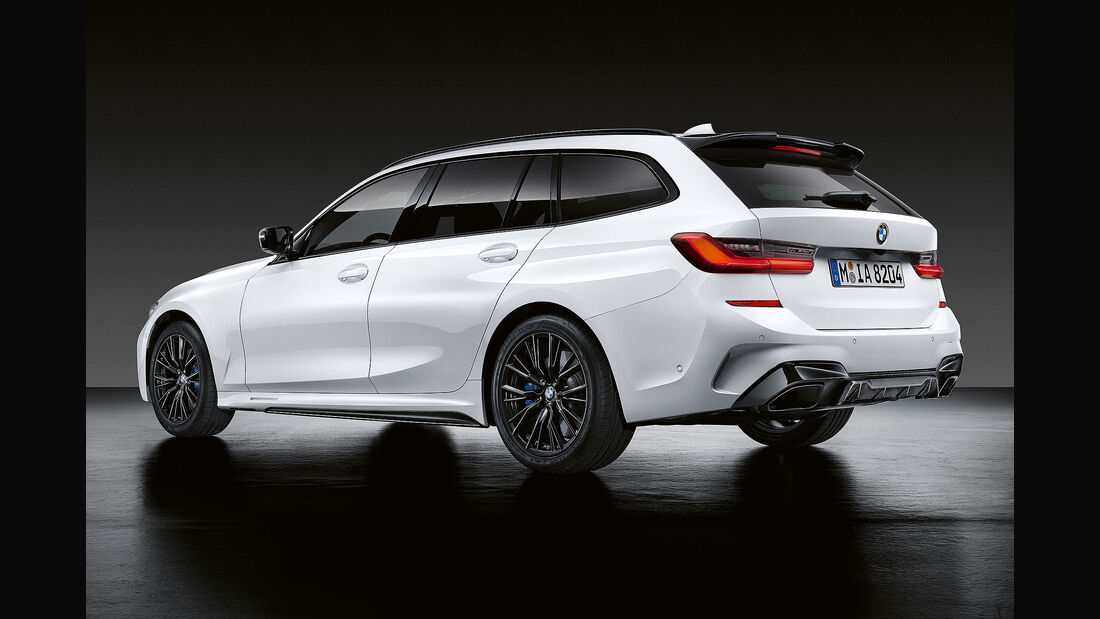 BMW 3er Touring M Performance Parts