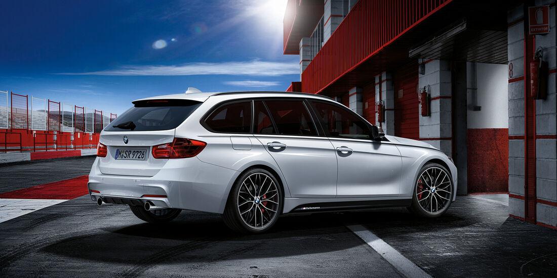 BMW 3er Touring M Performance