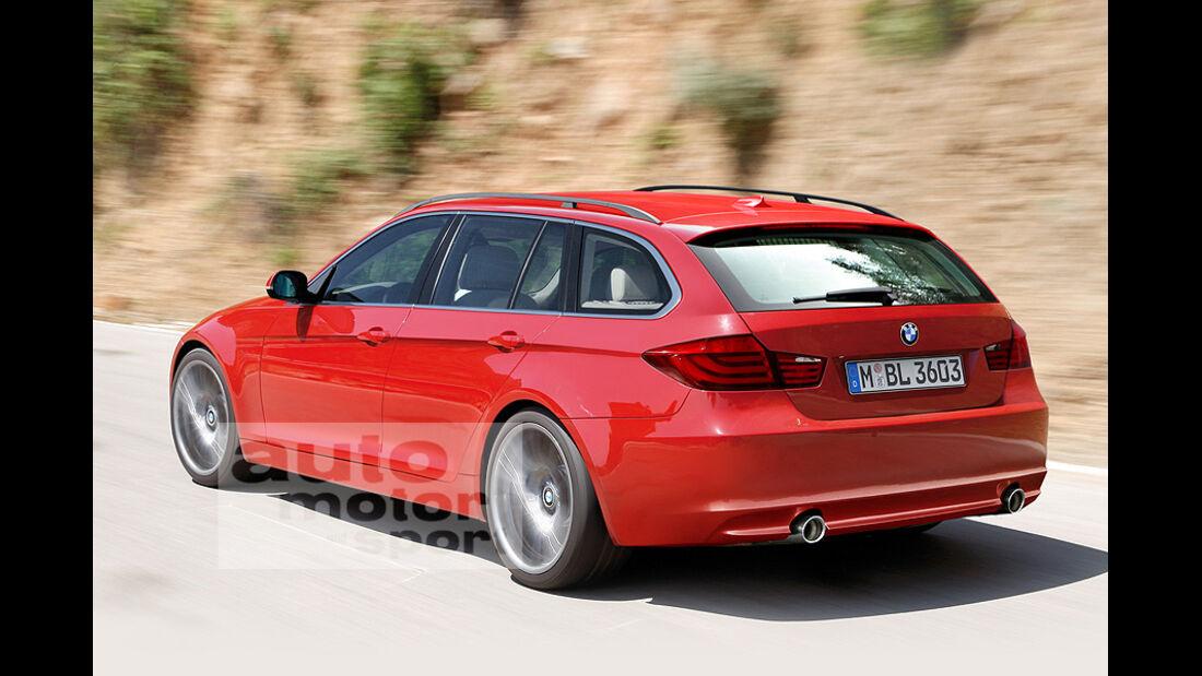 BMW 3er Touring Schulte