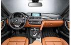 BMW 3er Touring, ams1115, Cockpit