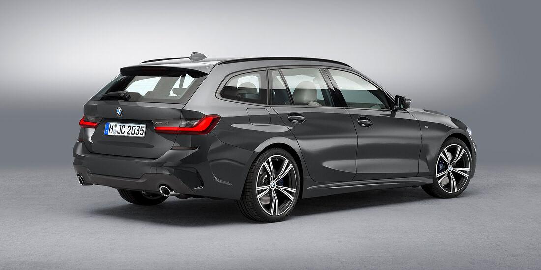 Neuer Bmw 3er Touring 2019 G21 Marktstart Daten Fotos Auto