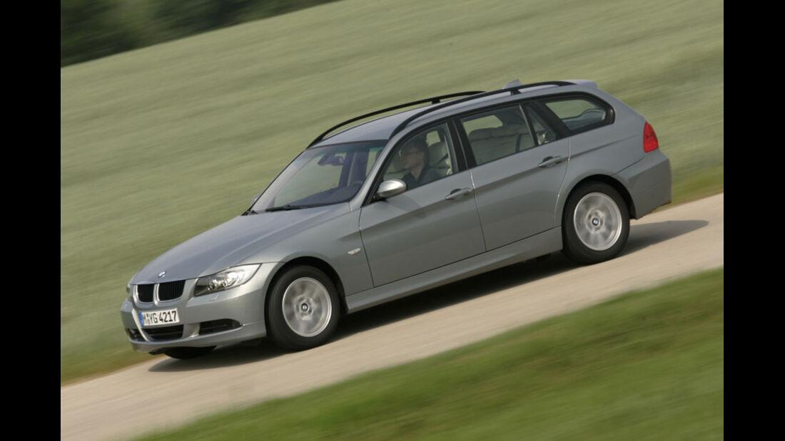 BMW 3er Touring x-Drive