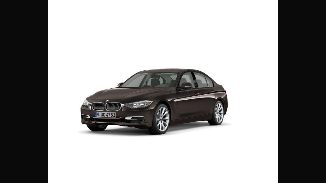 BMW 3er im Konfigurator, Modern Line