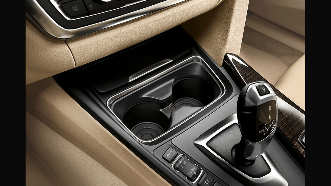 BMW 3er im Konfigurator, Raucherpaket